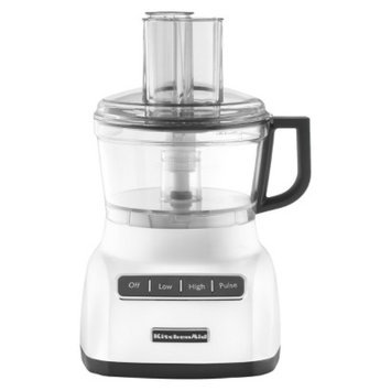 KitchenAid White 7 Cup Food Processor