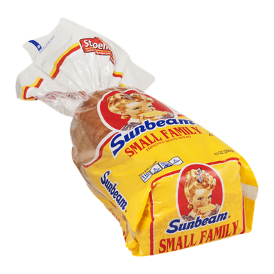 Sunbeam White Bread Small Family