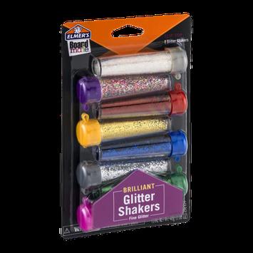 Elmer's Board Mate Brilliant Glitter Shakers Fine - 8 CT