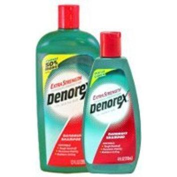 DENOREX SHAMPOO X-STR REGULAR Health and Beauty