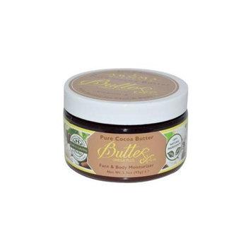 Aroma Naturals BG10398 Aroma Naturals Pur Cocoa Face & Body Butter - 1x3. 3OZ