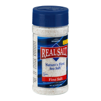 Redmond Real Salt Nature's First Sea Salt Fine