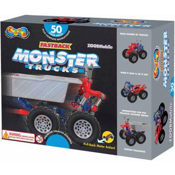 Alex Brands ZOOB 0Z12058 ZOOB Fastback Monster Trucks