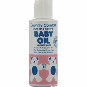Country Comfort Baby Oil 4 fl oz