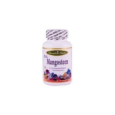 Paradise Herbs - Mangosteen - 60 Vegetarian Capsules