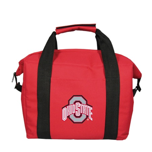 NCAA Ohio State University Buckeyes 12 Pk Cooler