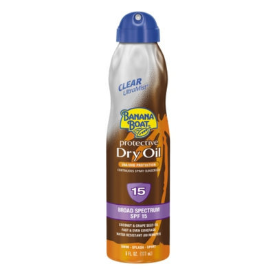 Banana Boat UltraMist Continuous Spray Sunscreen