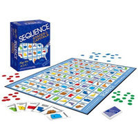 Sequence States and Capitals Game Ages 5+