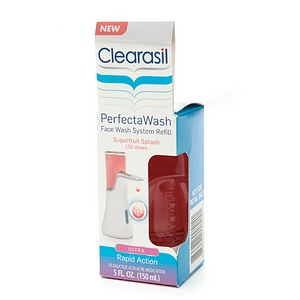 Clearasil PerfectaWash Face Wash System Refill