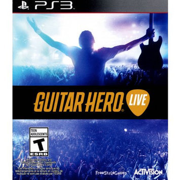 Activision Guitar Hero Live Game Only (PS3) - Pre-Owned