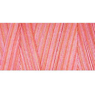 Copco Coats & Clark Star Mercerized Cotton Thread, Variegated, 1200 yd