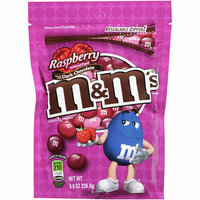 M&M'S Raspberry Chocolate Candies