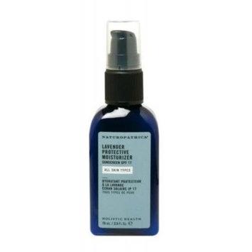 Healthcare Naturopathica Lavender Protective Moisturizer SPF 17