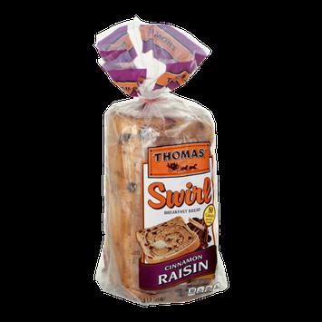 Thomas' Swirl Breakfast Bread Cinnamon Raisin