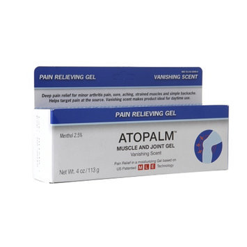 Atopalm Muscle and Joint Gel, 4 oz