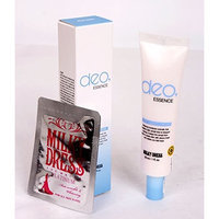 Milkydress Deo Essence 30ml Whitening Soft Armpit Cream + Gift Milky Dress