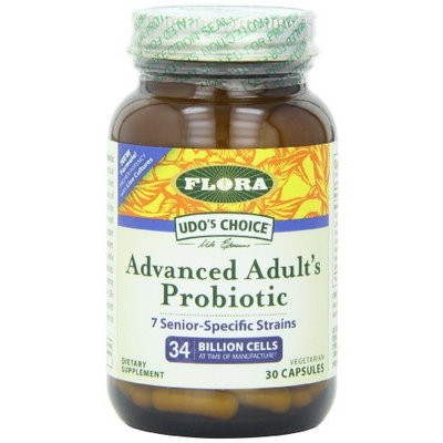 Udo's Choice Advanced Adult's Blend Probiotic 30 Capsules