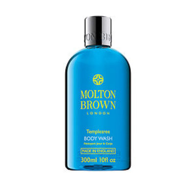 Molton Brown Templetree Body Wash, 10 oz