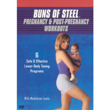 Warner Brothers Buns Of Steel - Pregnancy/Post Pregnancy Workouts Dvd from Warner Bros.