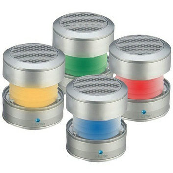 iHome Rechargeable Color Changing Mini Speakers