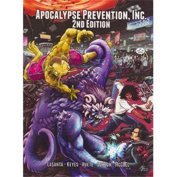 Ultra Pro 3EG007HC Apocalypse Prevention Inc. 2nd Ed - HC