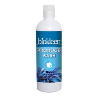biokleen Concentrated Produce Wash with Grapefruit Seed & Orange Peel Extract