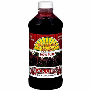 Dynamic Health Natural Black Cherry Concentrate