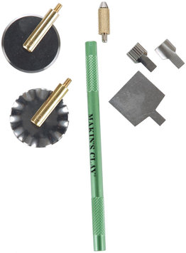 Makin's Usa Makin'S Usa Makin's Professional Clay Cutter Kit-7 Pieces