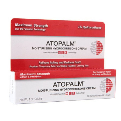 Atopalm Moisturizing Hydrocortisone Cream