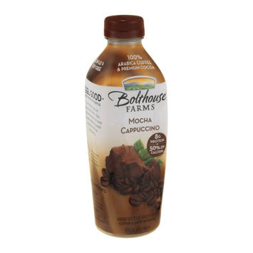 Bolthouse Farms Coffee & Dairy Beverage Mocha Cappuccino