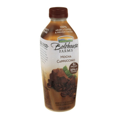 Bolthouse Farms Coffee & Dairy Beverage Mocha Cappuccino