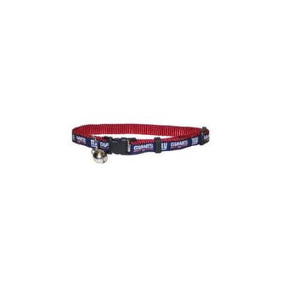 Ahi New York Giants Cat Collar