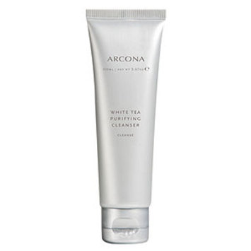 ARCONA White Tea Purifying Cleanser, 3.67 oz