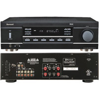 Sherwood Stereo Receiver - 105W RMS, 2 Channel, Tone Direct, 4 Gang FM Front End, AM/FM, System Illumination, Large Fluo