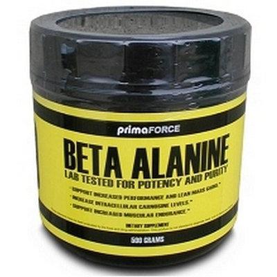 Primaforce Beta Alanine, 500 g Jar