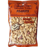 Flanigan Farms Peanuts, Dry Roasted, Unsalted, 6oz