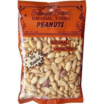 Flanigan Farms Peanuts, Dry Roasted, Unsalted, 6oz