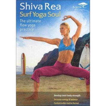 Acorn Media Rea Shiva-surf Yoga Soul [dvd]