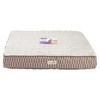 TrustyPup TenderCare Ortho Pad Pet Bed - Tan Geo (20