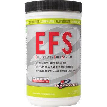 First Endurance EFS Drink Mix Tart Lemon Lime - 25 Servings