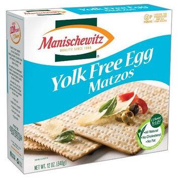 Manischewitz Manis Matzo Yolk Free Egg - 12 Oz Pack Grocery