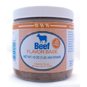 Beef Flavor Base - 1 lb - Cook's Delight