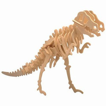 Puzzled Tyrannosaurus Wooden Puzzle Ages 5 and up