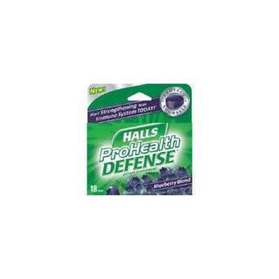 HALLS ProHealth Defense Cough Drops