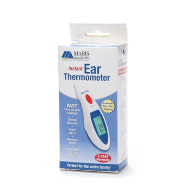Mabis Instant Ear Thermometer