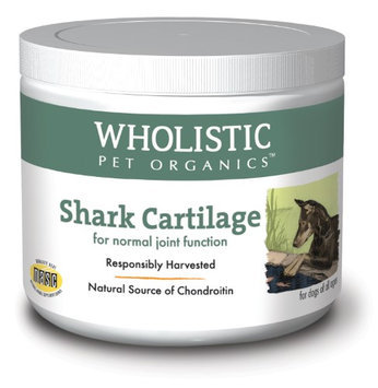 Wholistic Pet Shark Cartilage Powder 3oz