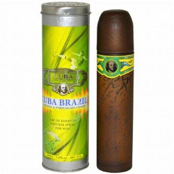 Cuba Brazil Eau de Toilette Spray, 3.3 fl oz