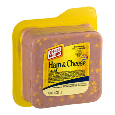 Oscar Mayer Ham & Cheese Loaf