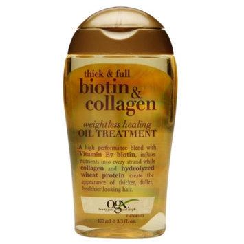 OGX® Biotin & Collagen Weightless Healing Oil