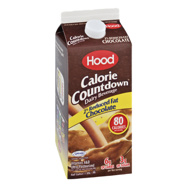 Hood Calorie Countdown 2% Reduced Fat Chocolate Dairy Beverage